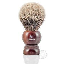 Vie-long 16722 Blanco tejón brocha de afeitar