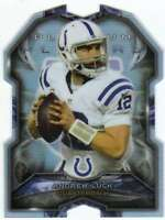 2015 Topps Platinum Platinum Players Die Cuts #PDC-AL Andrew Luck Colts