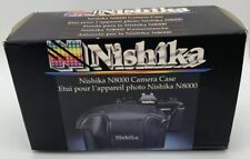 Nishika N8000 Leather Case Open Box CASE ONLY NO CAMERA