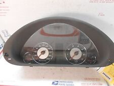 06 mercedes cclass  instrument cluster 2035400048 ic# 50999a PF0299