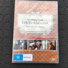 DAVID & LISA Literary Adaptation DVD Movie (2012) Lukas Haas **NEW**