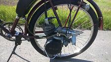 Betriebserlaubnis für MAW Hühnerschreck Hilfsmotor Simson DDR Fahrrad
