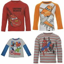 niños vengadores Spiderman/Disney Aviones Coches Rayo McQueen
