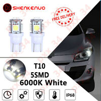 Fits Honda Accord MK8 Super White Xenon HID Parking Beam Side Light Bulbs