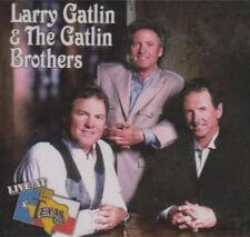 Larry Gatlin & The Gatlin Brothers - Live At Billy Bob's Texas - Brand New CD