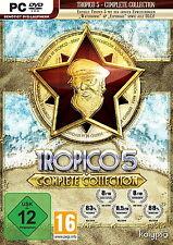 Tropico 5 - Complete Collection (PC, 2016, DVD-Box)
