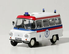 Nysa 522 Ambulance - 1/43 - DeAgostini - Cult Cars of PRL - 'S'