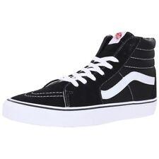 Vans Sk8-hi Chaussures de Skate UK 9.5 Noir / Blanc