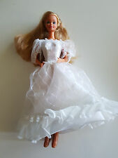 Sehr schöne Barbie Puppe von Mattel 1966 in Hochzeitskleid