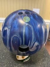 New listing 15# 1st Q Ebonite Game Breaker Asym Bowling Ball Great Specs
