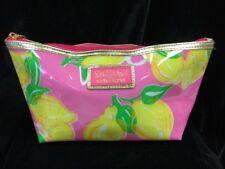 New Designer Lilly Pulitzer for Estee Lauder Makeup Bag 9.5