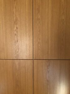 TASMANIAN TIMBER BOOK CASE STORAGE CUPBOARD ALMOST NEW RRP $4500