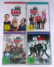 DVD Paket: THE BIG BANG THEORY 1-4 (1 + 2 + 3 + 4) Komplett
