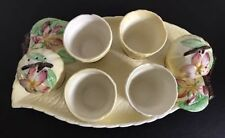 Yellow British Carlton Ware Porcelain & China
