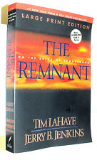 NEW - The Remnant (Left Behind #10) by Tim LaHaye (Large Print) (Paperback)