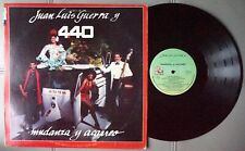 JUAN LUIS GUERRA Mudanza y Acarreo 1985 Karen USA LP Latin merengue