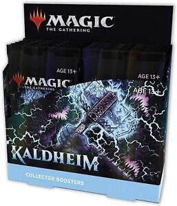 Kaldheim - Collector Booster Box - MTG - SEALED