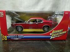 Johnny Lightning 1971 Plymouth Duster 340 1:24scale