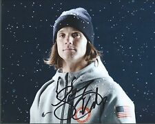 LOUIE VITO Signed Autographed Auto 8x10 Photo Snowboarder Olympic X Games COA 1