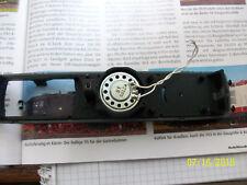 märklin V 160 mfx lok Metallrahmen mit org. Lautsprecher  neu ++++++ mfx bastler