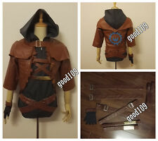 LOL Ezreal Hot Play Games Cosplay Costume Hallowmas Party Cos any size