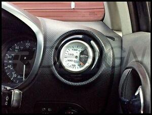 Seat Leon MK2 Air Vent Gauge Holder Gloss Black ABS