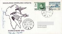 Polarpost: NEDERLANDSE GROENLAND EXPEDITIE 1973