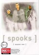 [ spooks ] Season 1 : NEW DVD