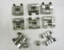 OBX Aluminum Magnesium CNC Roller Rocker System Fit B18C1 B16A2 Integra Civic
