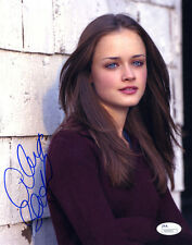 (SSG) ALEXIS BLEDEL Signed 8X10 Color Photo with a JSA (James Spence) COA