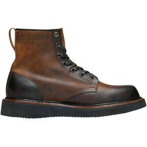 Broken Homme James Boots (Brown) Choose Size