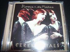 Florence & The Machine – Ceremonials (Australia) CD - Like New