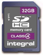 32GB 32G 32GIG SD SDHC CAMERA MEMORY FLASH CARD CLASS 4