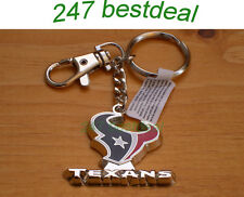 NFL Houston Texans Zamac Keychain - metal key chain