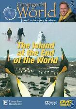 Graingers World - Island At The End Of The World - NEW DVD