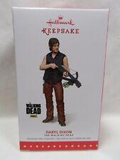 2015 Hallmark Keepsake Ornament Daryl Dixon The Walking Dead B51