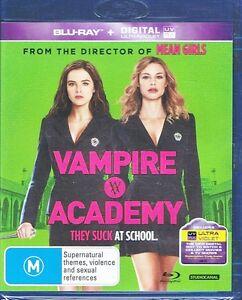 Vampire Academy - BLU-RAY They Suck At School NEW & SEALED