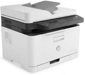 HP LaserJet MFP 179FNW Laser Printer Airprint All-in-One Wireless Laser Printer