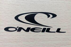 2 X Oneill wave decal stickers surf motocross skate bmx downhill