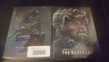 THE REVENANT Blu-ray Filmarena Steelbook E1 Hugh Glass New & Sealed -1000 Units+