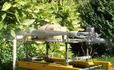 Enya 60  model 7033 ; 10 ccm Glühkerzenmodellmotor+Propeller+Glühkerze; kräftig