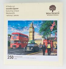 Wentworth Wooden Jigsaw Puzzle - Parliament Square (250 Wooden Pieces)