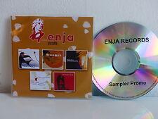 CD Promo 19-ENJA RE-BRAHIM / FREEMIX UNDERKARL / HUMAN RADIO / NUBOX