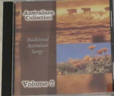 Australian Country Collection Volume 2 -Traditional Aust Songs CD Cat No.5900522
