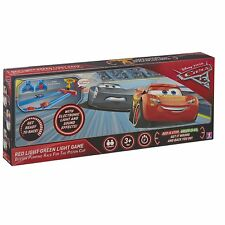 Disney Cars 3 Juego De Carreras De Pistón Taza juego de carreras de bombeo de botón electrónica