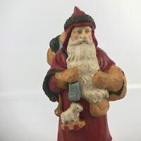 "Vintage Santa 8"" Primitive Philippines"