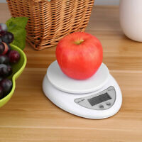 FP- 5kg Mini Accurate Digital LED Kitchen-Food Electronic Gram Scale Tool g/oz/l