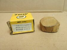 "NIB MRC 5203SBKF BEARING METAL SEALED 1 SIDE 5203 SBKF 17x40x17.4 mm  11/16"" W"