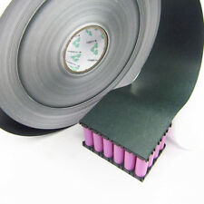 30 cm x 12 cm  0.2mm 18650 Battery Insulation  Gasket Barley Paper