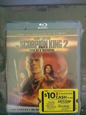 the scorpion king 2 rise of a warrior blu ray